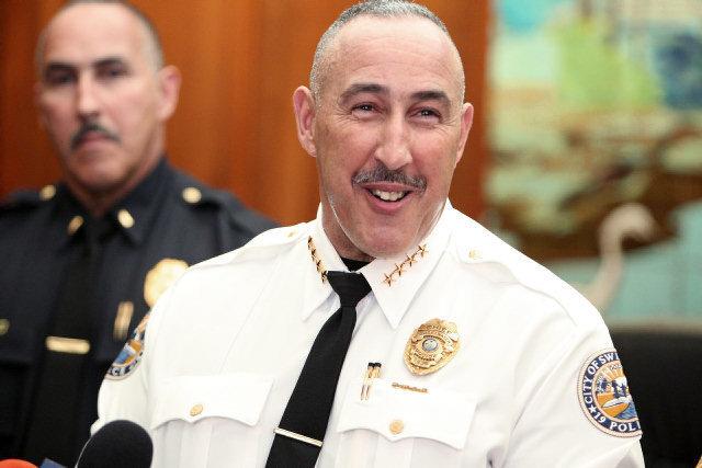 Relacionan al jefe policial de Sweetwater con viejo caso de drogas