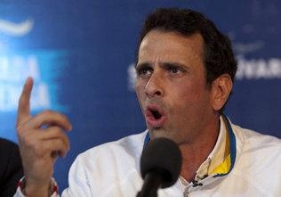 Capriles: Es una inmoralidad darle poderes especiales a Nicolás Maduro