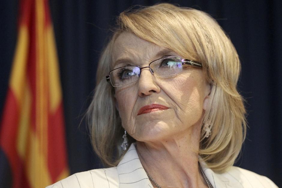 Gobernadora de Arizona veta ley contra homosexuales