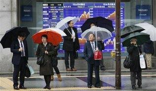 Mercados bursatiles de Asia