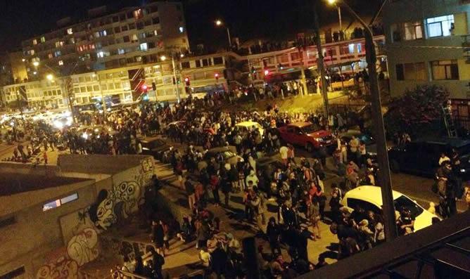 Gobierno chileno declara zona de catástrofe en tres ciudades tras terremoto