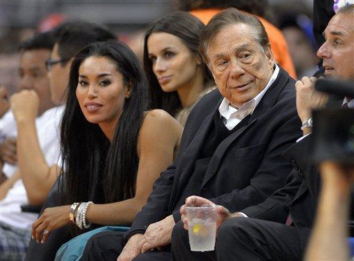 Suspendido de por vida en la NBA el dueño de los Clippers por racista