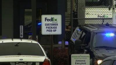 Tiroteo en la empresa FedEx de Georgia crea pánico y deja seis heridos