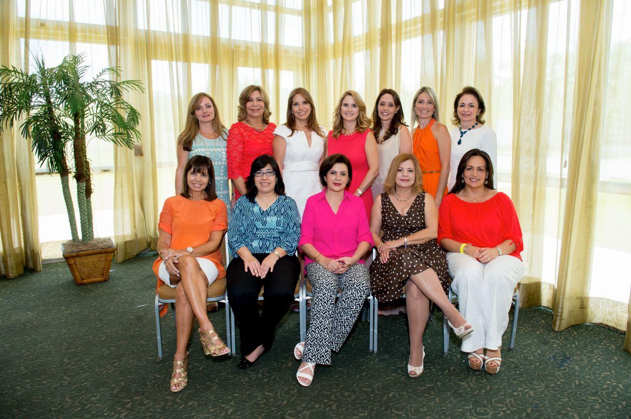ADS Capítulo Broward celebró el Bazar, Luncheon y Fashion Show con la diseñadora Filomena Fernández