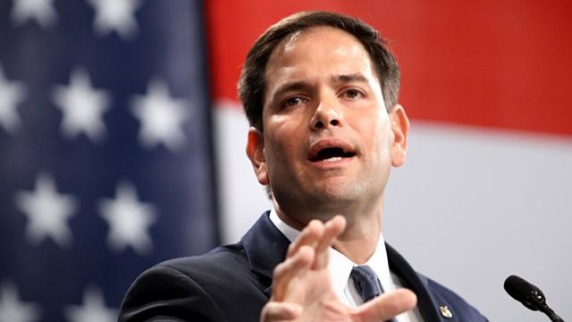 Marco Rubio aseguró estar listo para competir por la presidencia