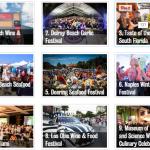 Los 100 eventos del año en el Sur de la Florida