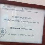 El consulado de Venezuela en Miami, clausurado por años