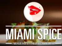 Lo que debe saber de Miami Spice