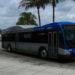 Primera parada de autobus con aire acondicionado en Hialeah