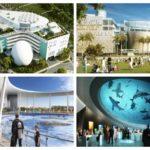 Frost, nuevo y sofisticado museo de ciencia y tecnología en Miami