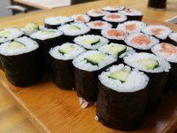 Sushi Inflación en Miami