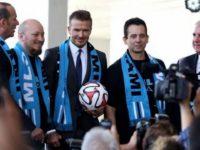 David Beckham cumple su sueño de llevar Futbol a Miami
