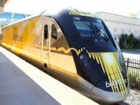 Tren de alta velocidad Miami – Orlando inicia viajes parciales