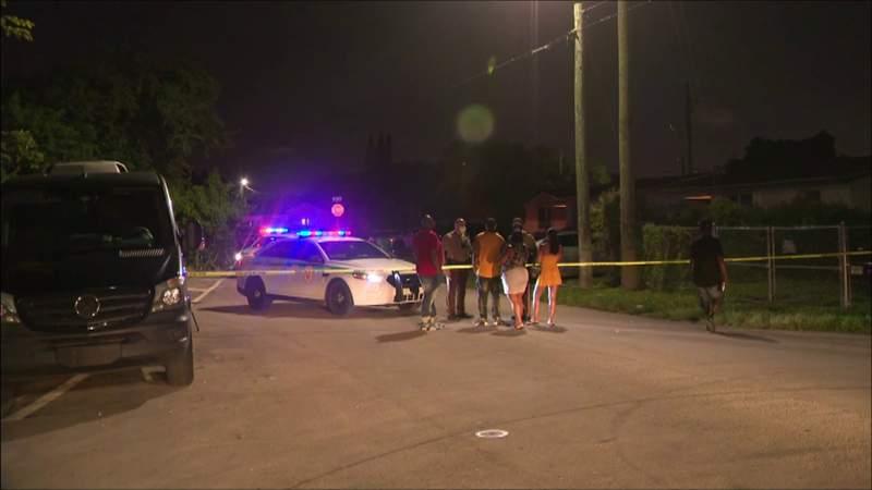 Tiroteo en North Miami-Dade dejó a Dos adultos y dos niños heridos
